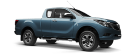 New Mazda BT-50 Freestyle Cab
