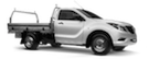 New Mazda BT-50 Single Cab